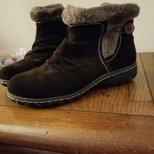 Khombu Gracie boots